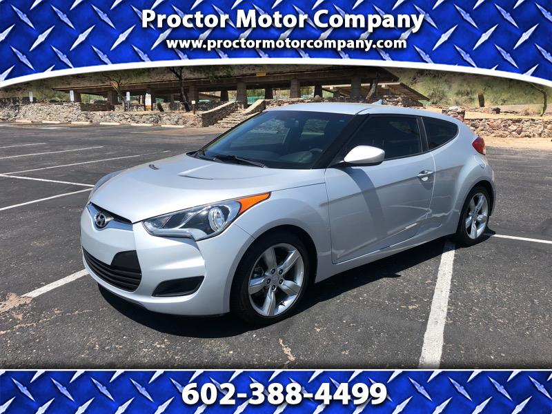Hyundai Veloster Base 6AT 2015