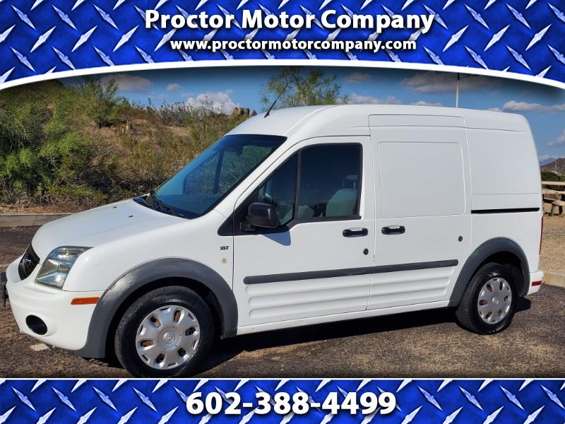 2010 Ford Transit Connect XLT with Rear Door Glass