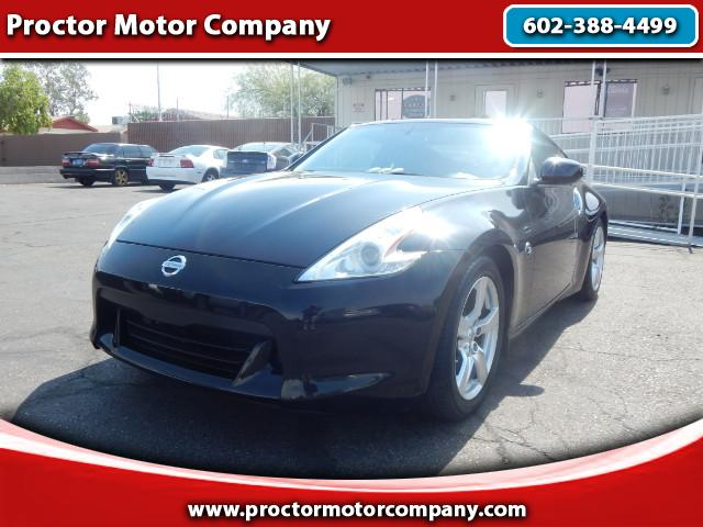 2010 Nissan 370Z Coupe