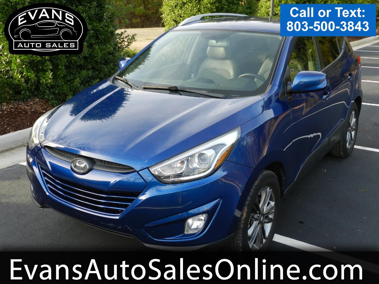 2014 Hyundai Tucson FWD 4dr SE