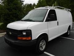 2009 Chevrolet Express Cargo Van