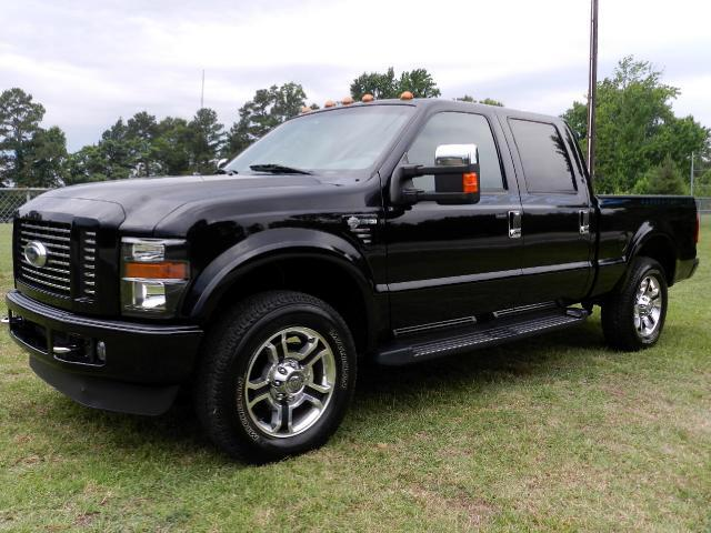 2010 Ford F-250 SD Harley Davidson Crew Cab Short Bed 4WD