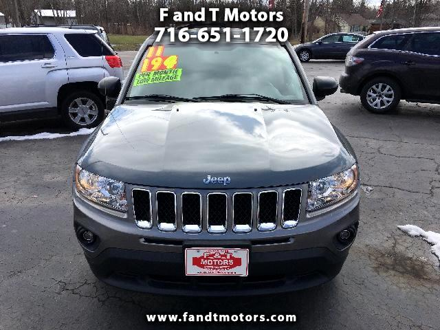 2011 Jeep Compass 4WD 4dr High Altitude Edition