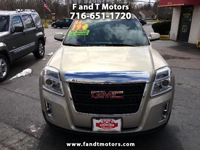 2011 GMC Terrain SLE1 AWD