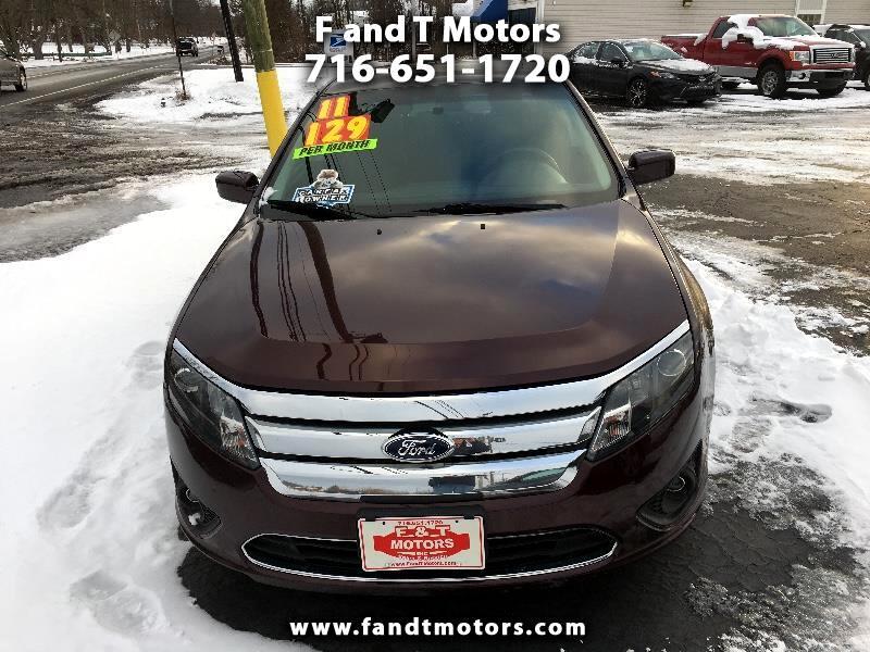2011 Ford Fusion V6 SE