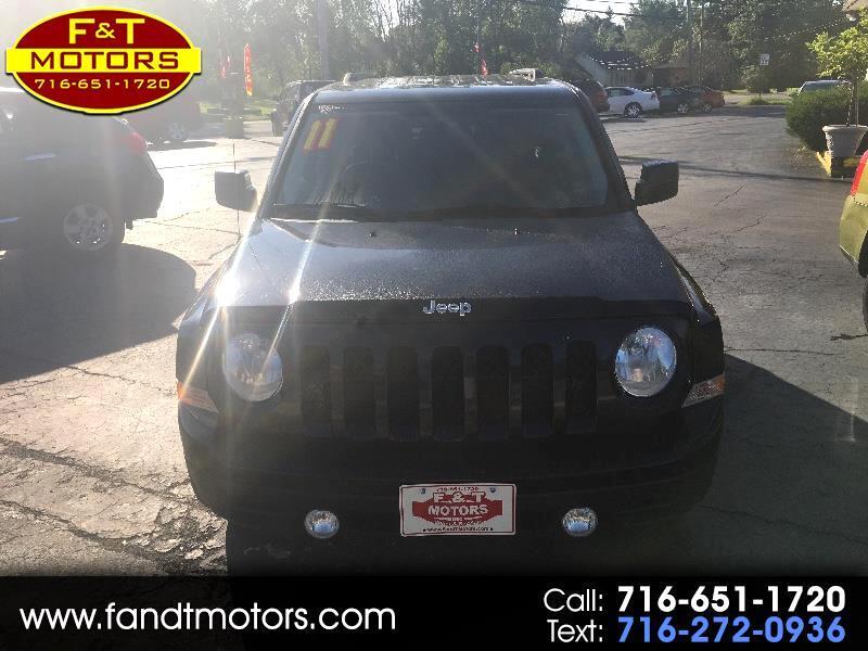Jeep Patriot 2WD 2011