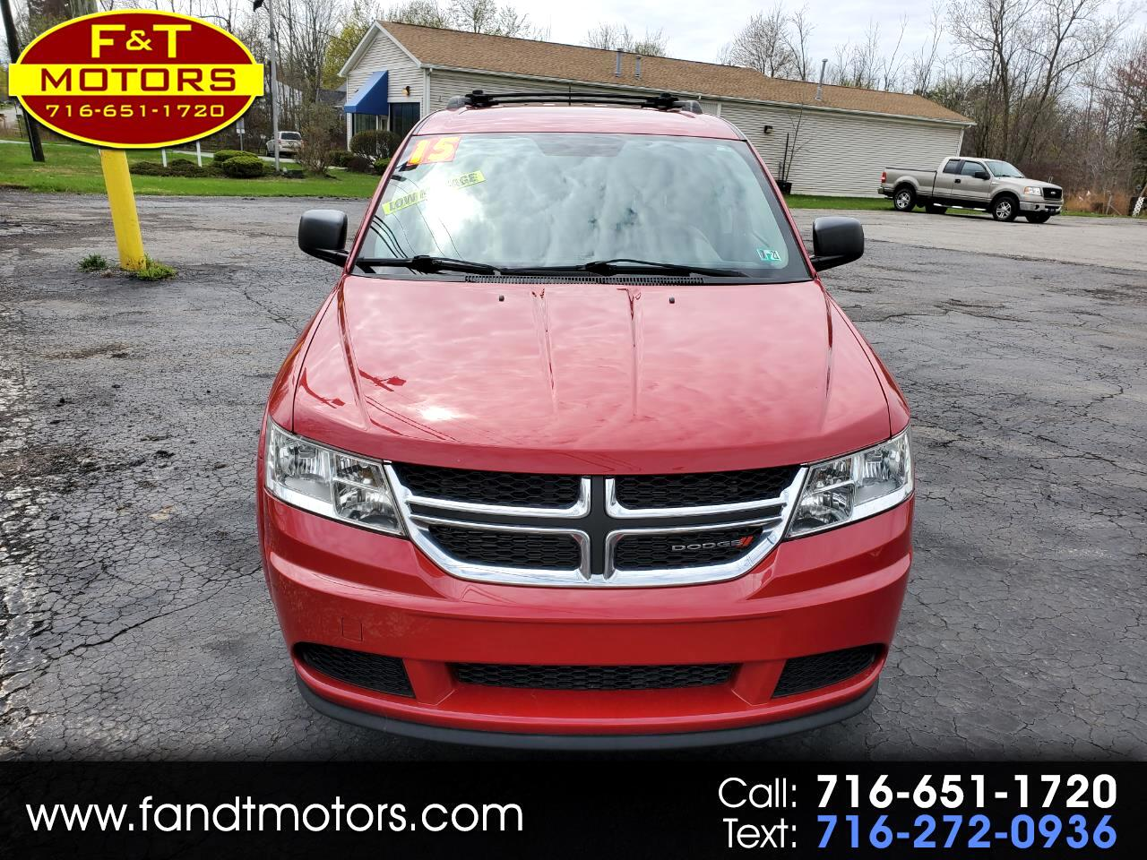 2015 Dodge Journey AWD 4dr SE
