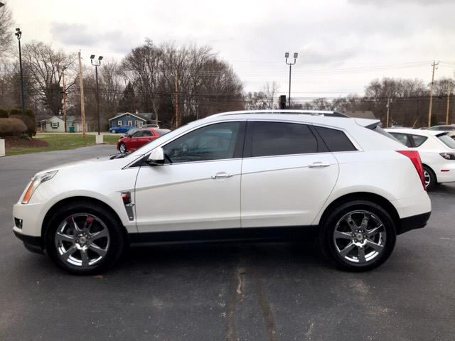 2010 Cadillac SRX AWD Premium Collection