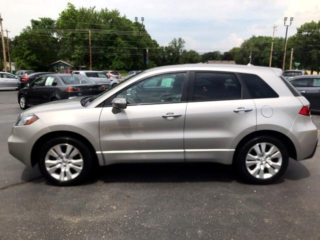 2010 Acura RDX 5-Spd AT