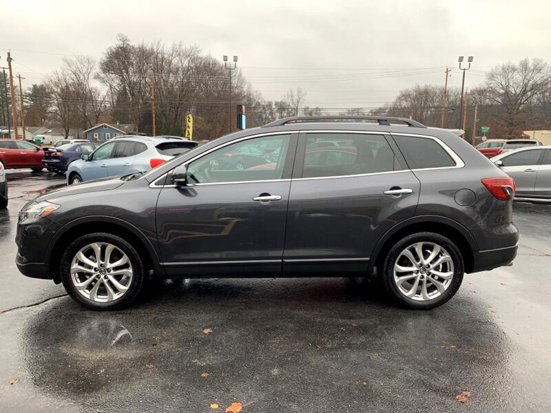 2013 Mazda CX-9 Grand Touring AWD