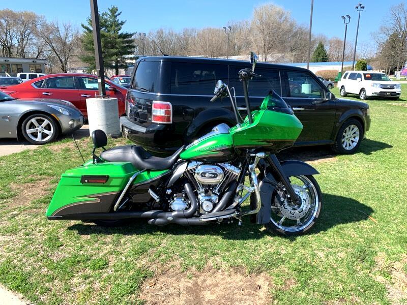 2012 Harley-Davidson FLTRX Custom