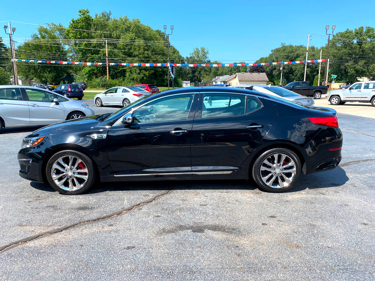 Kia Optima 4dr Sdn SX w/Limited Pkg 2014