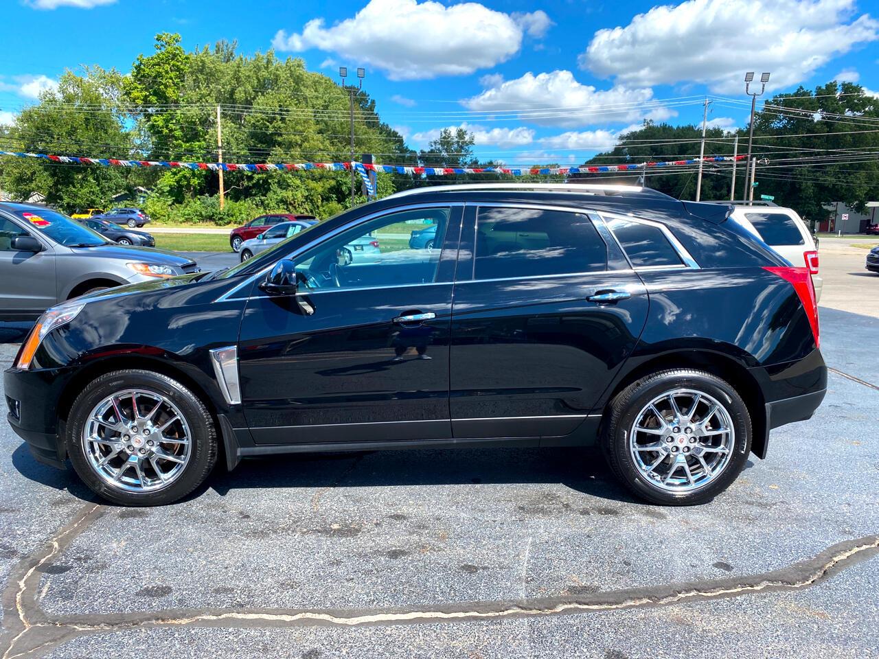 Cadillac SRX Premium AWD 2013