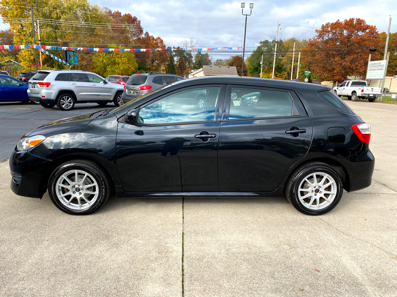 Toyota Matrix L 4-Speed AT 2012