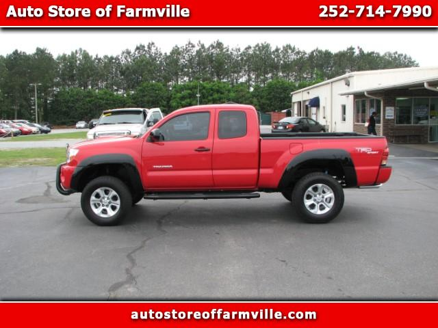 2005 Toyota Tacoma Access Cab V6 Manual 4WD