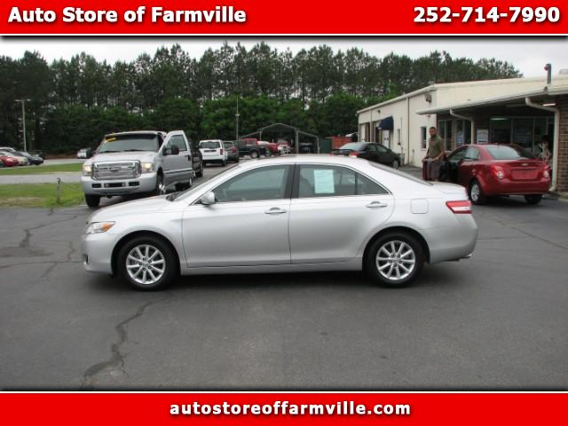 2011 Toyota Camry XLE V6 6-Spd AT