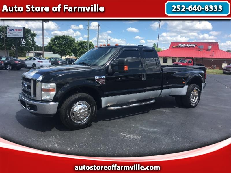 2008 Ford F-350 2WD SuperCab 158