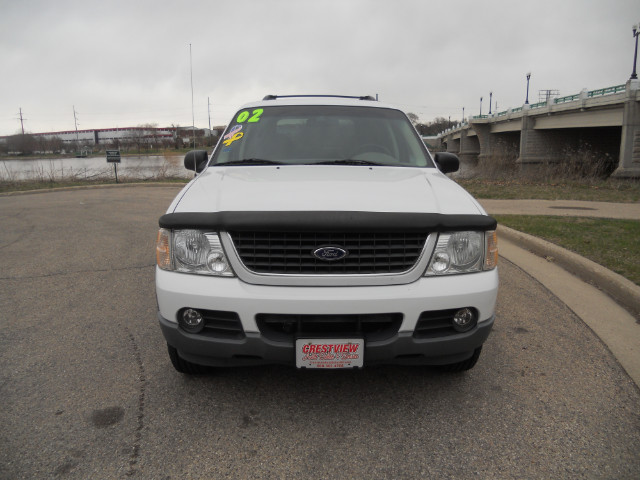 Ford Explorer XLT 4WD 2002
