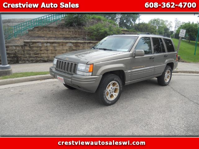 1996 Jeep Grand Cherokee Limited 4WD