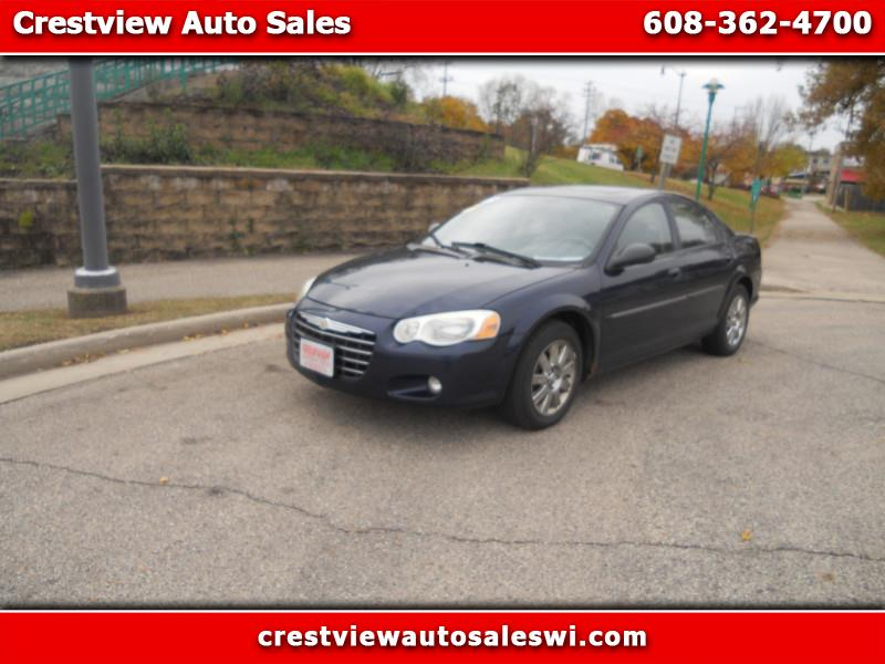 2005 Chrysler Sebring Limited Sedan