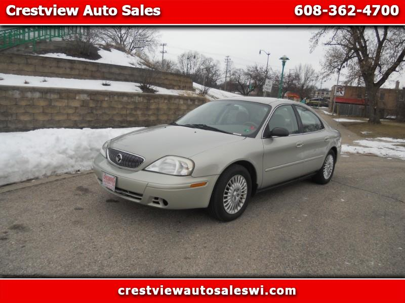 Mercury Sable GS 2005