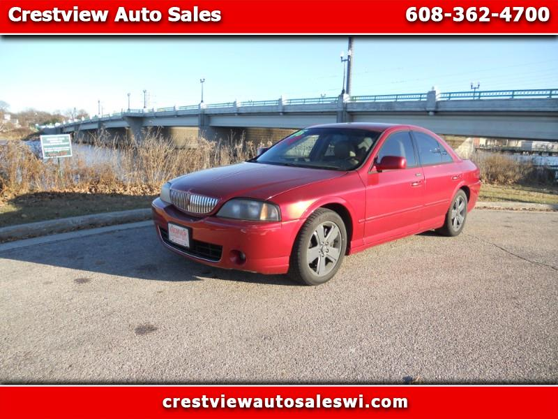 Lincoln LS V8 Ultimate 2006