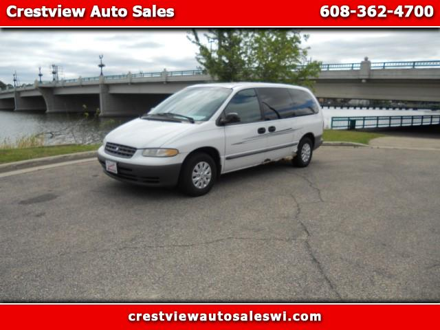 Plymouth Grand Voyager Base 1998