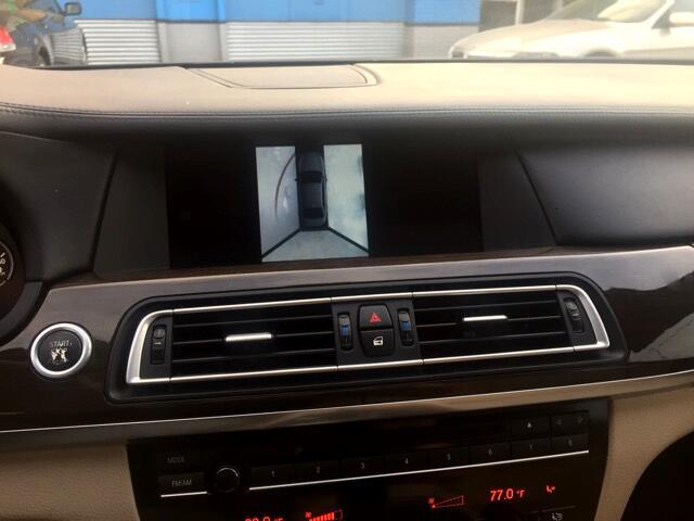 2011 BMW 7-Series 750Li