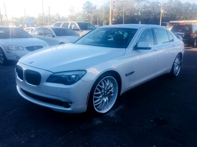2011 BMW 7-Series 740Li xDrive