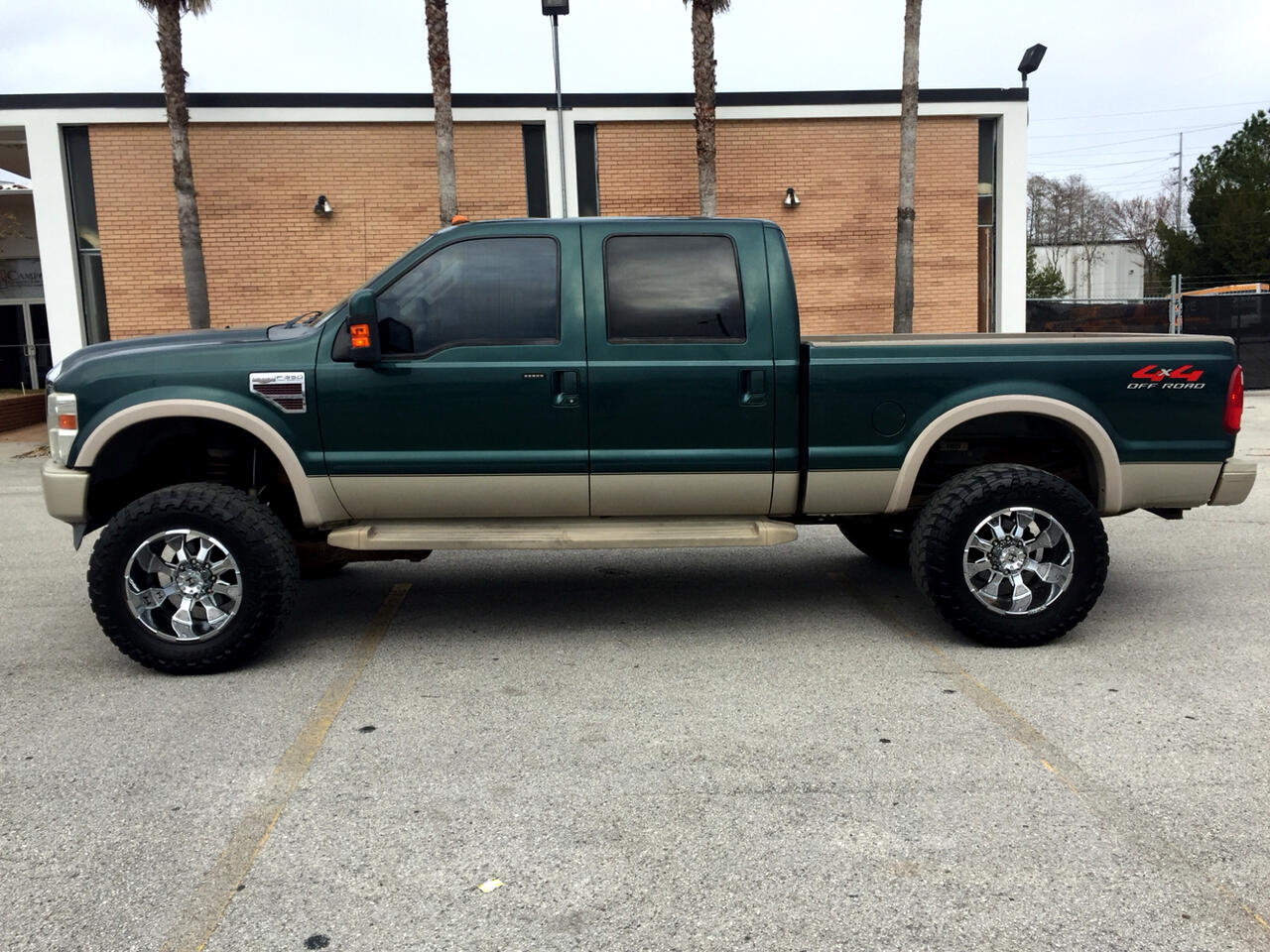 2008 Ford F-350 King Ranch