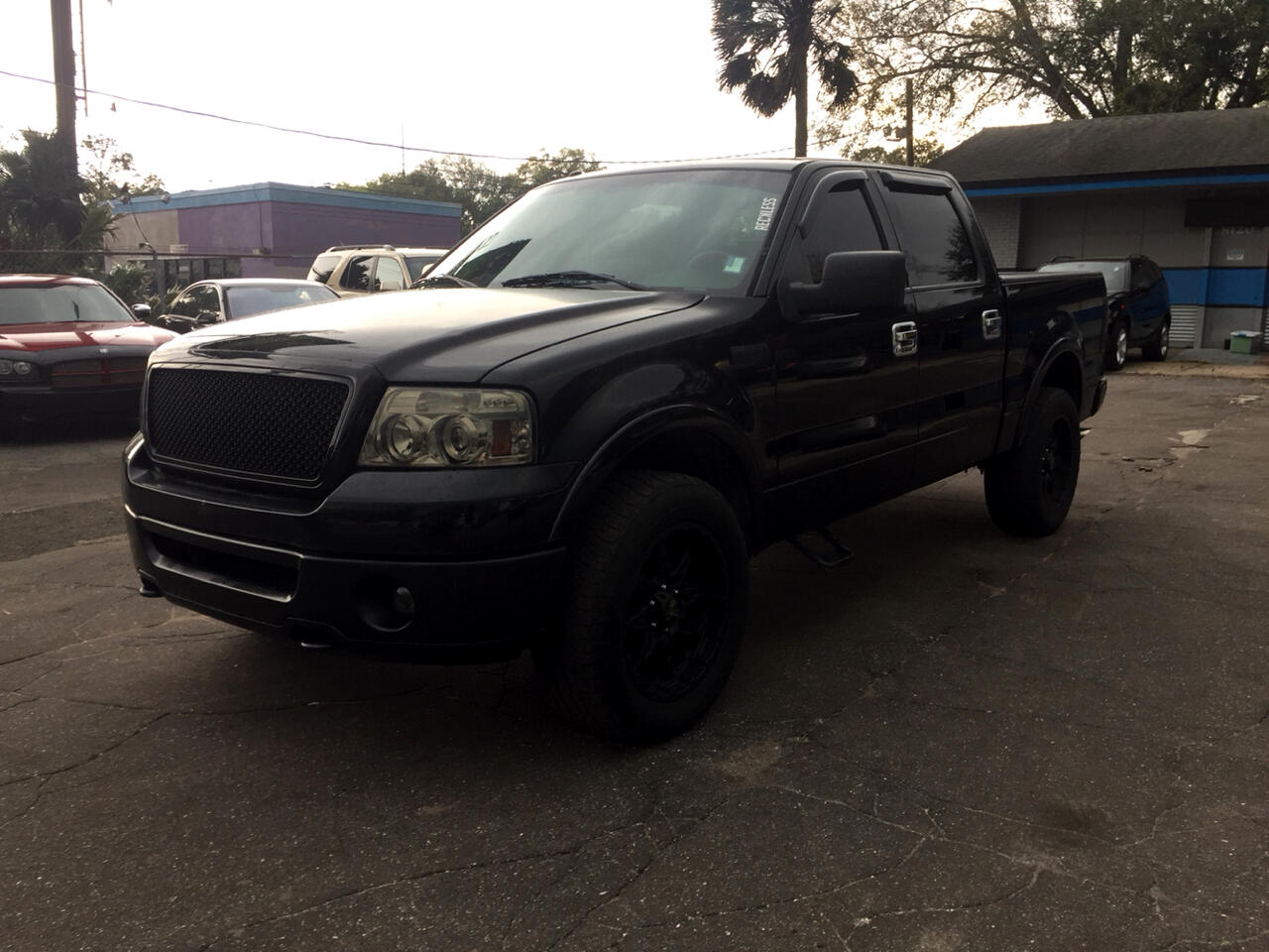 2006 Ford F-150 Lariat 4WD SuperCrew 6.5' Box