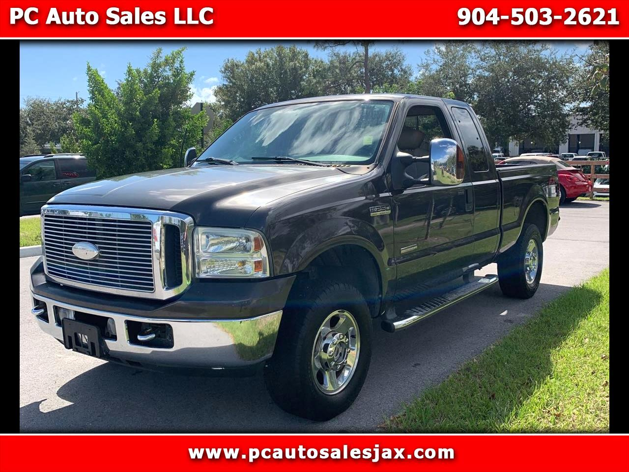Ford F-250 SD Lariat SuperCab Long Bed 4WD 2006