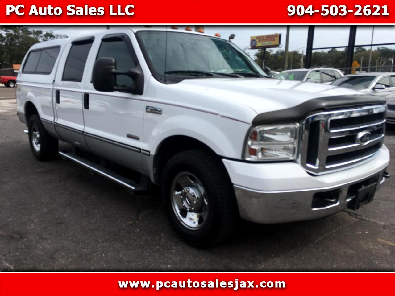 Ford F-250 SD XLT Crew Cab Long Bed 2WD 2006