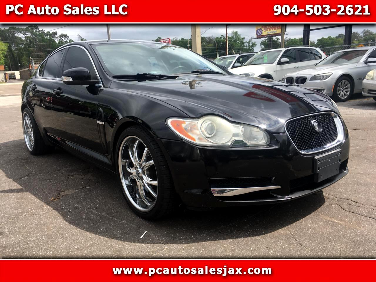 Jaguar XF-Series Supercharged 2009