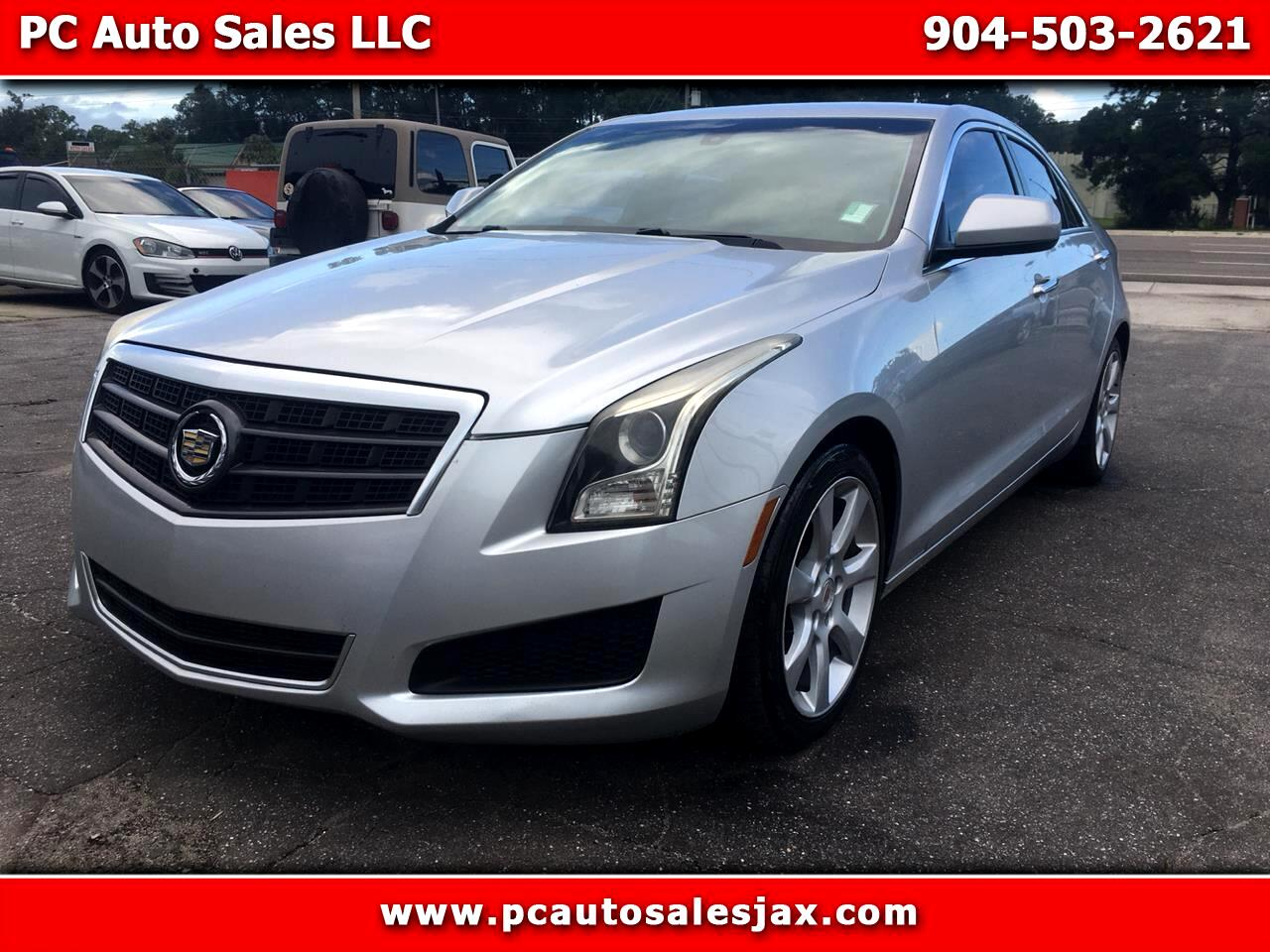 Cadillac ATS Sedan 4dr Sdn 2.0L Luxury AWD 2013
