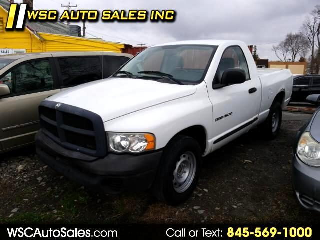 2004 Dodge Ram 1500 Reg. Cab 6.5-ft. Bed 2WD