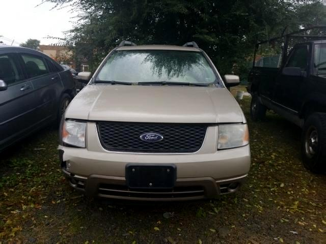 2006 Ford Freestyle SEL AWD