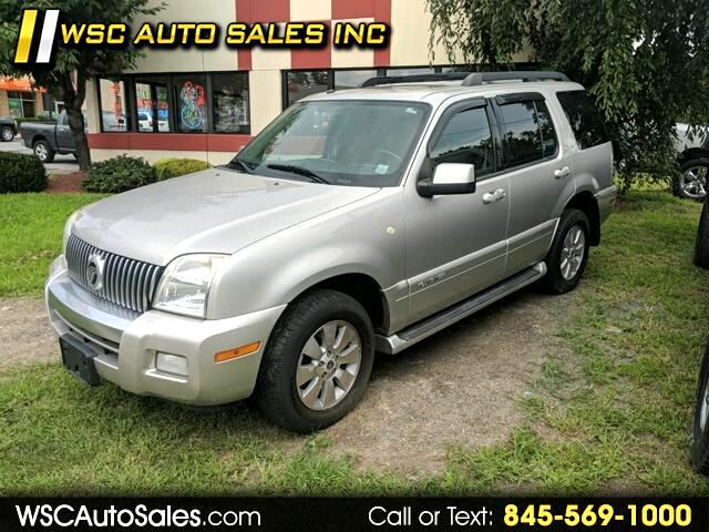 2007 Mercury Mountaineer 4dr 114