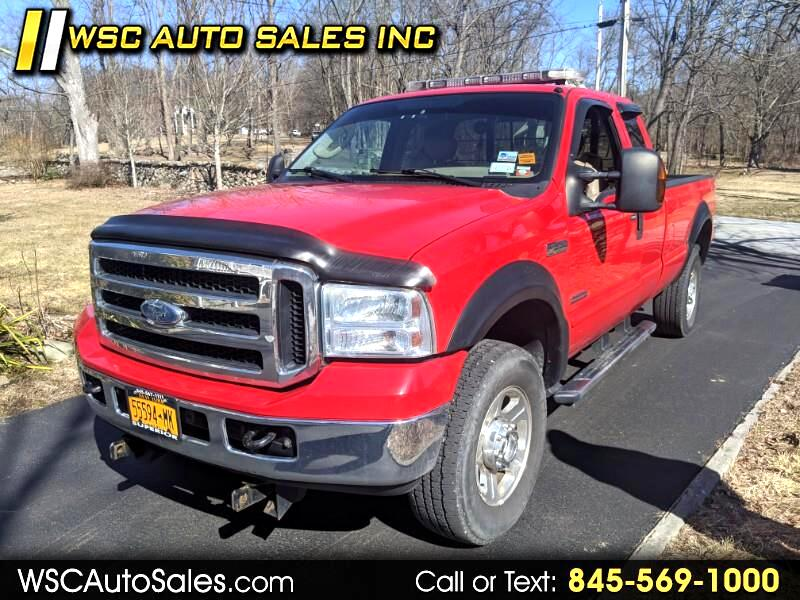 Ford F-350 SD Lariat SuperCab 4WD 2007