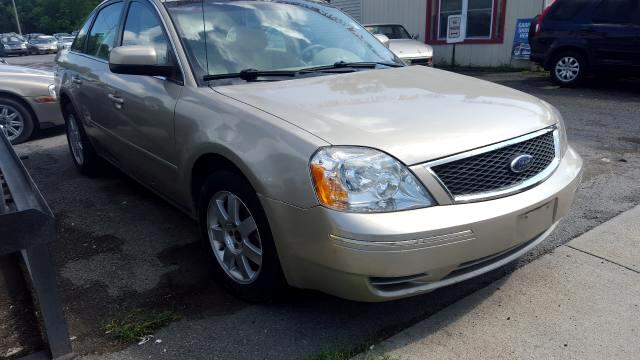 Ford Five Hundred SE AWD 2006