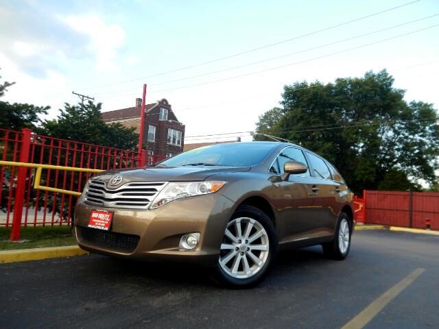 2012 Toyota Venza LE I4 FWD