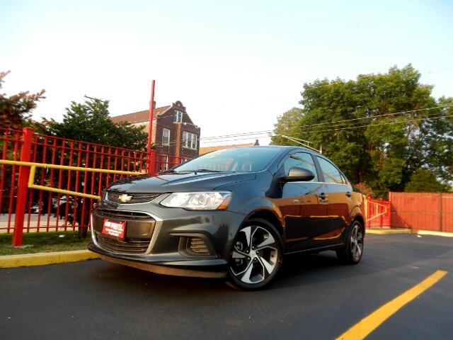 2017 Chevrolet Sonic 4dr Sdn Auto Premier