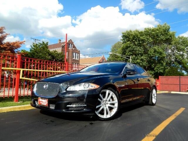 2011 Jaguar XJ-Series XJ Supercharged