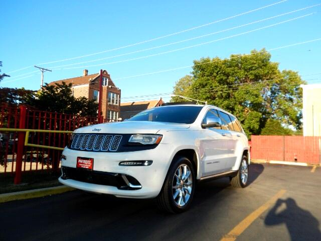 2014 Jeep Grand Cherokee SRT PACKAGE