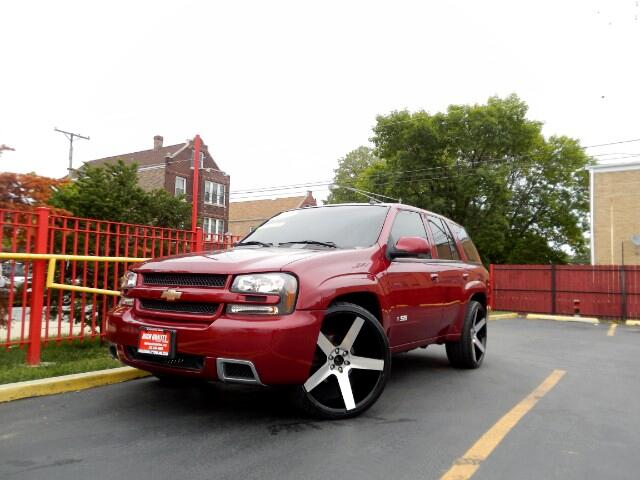 2007 Chevrolet TrailBlazer SS1 4WD
