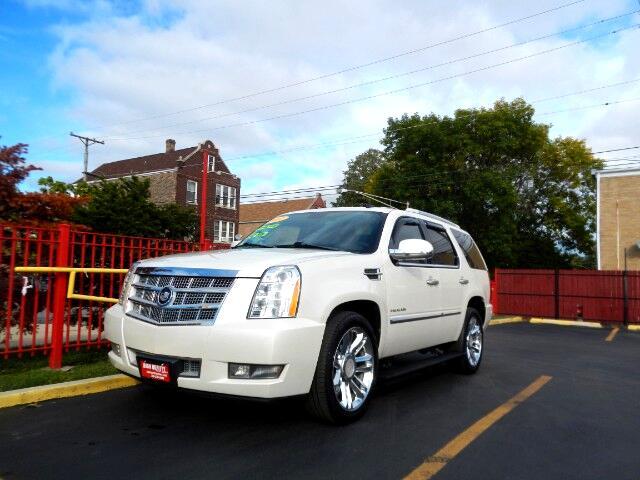 2011 Cadillac Escalade AWD Platinum