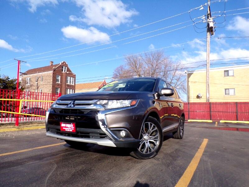 2016 Mitsubishi Outlander SE AWD