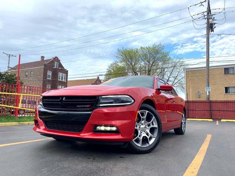 2016 Dodge Charger TECH/RALLEY PACKAGE