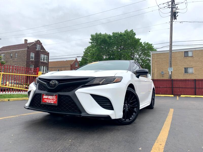 2018 Toyota Camry 4dr Sdn I4 Auto XLE (Natl)