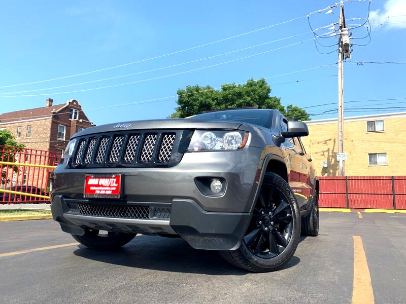 2013 Jeep Grand Cherokee 4WD 4dr High Altitude